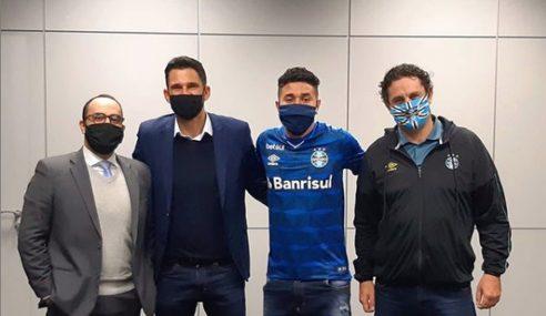 Grêmio renova contrato com meia-atacante destaque na Copa São Paulo