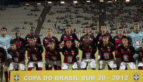 #TBT: Carlos Amadeu relembra desafios do título do Vitória na Copa do Brasil sub-20 de 2012