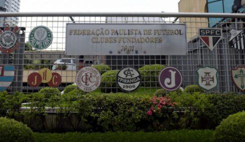 Em encontro virtual, Federação Paulista e clubes discutem categorias de base