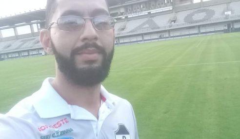 Danilo Félix, coordenador da base do River, primeiro piauiense a chegar ao mata-mata da Copa SP, fala ao DaBase