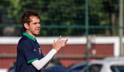 Diego Leonardo valoriza espírito competitivo do sub-11 do Fluminense