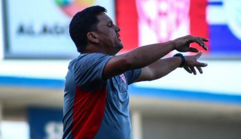 Bebeto Moraes analisa trabalho no sub-20 do CRB e espera por sequência da temporada