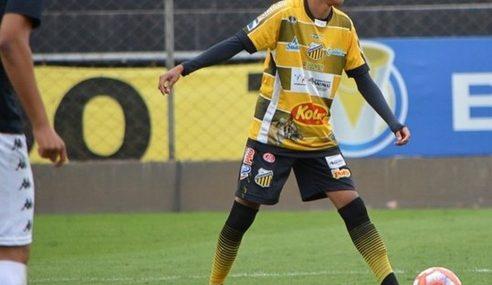 Athletico acerta com meia de 17 anos do Novorizontino, por empréstimo