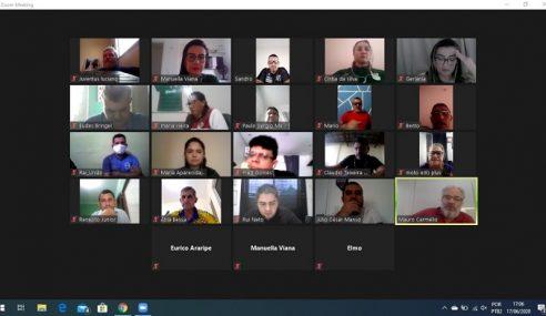 FCF faz reunião virtual sobre o Campeonato Cearense Sub-17