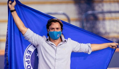 Cruzeiro anuncia novo diretor e novo coordenador para a base