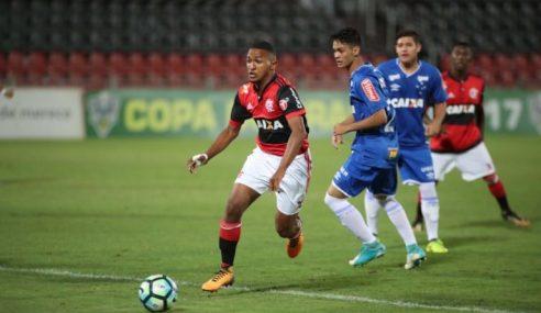 Flamengo negocia jogador do sub-20 com clube português