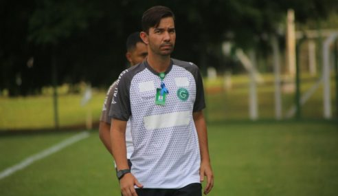 Coordenador das categorias iniciais do Goiás valoriza aproximação da família na formação de atletas