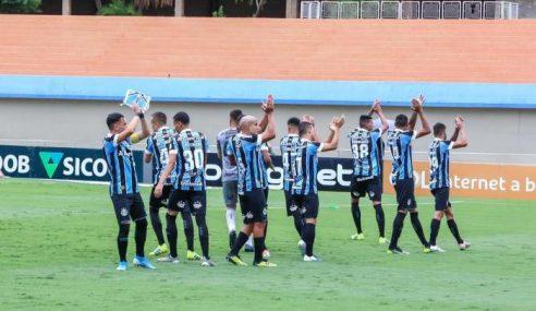 Grêmio prorroga suspensão das atividades na base