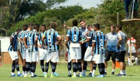 Grêmio deve retomar trabalhos da equipe de transição em julho
