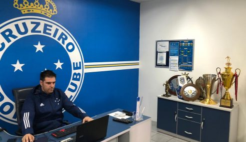Novo diretor da base do Cruzeiro, Gustavo Ferreira exalta projeto do clube