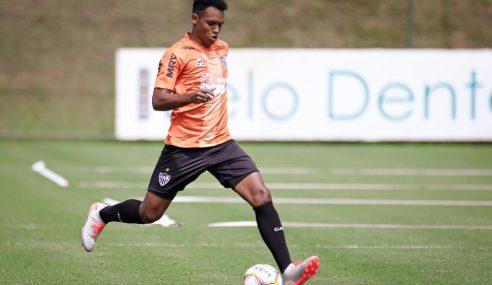 Atlético-MG convoca atletas da equipe de transição para treinos