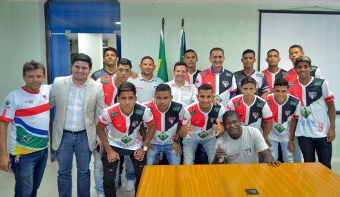 Presidente do São Paulo-AP destaca presença da família na base do clube