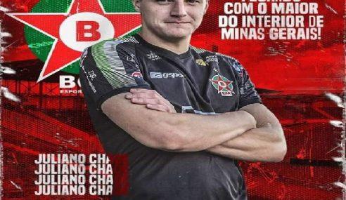 Boa anuncia contratação de goleiro campeão com a seleção brasileira sub-17