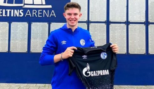 Schalke 04-ALE contrata goleiro da seleção sub-17 da Irlanda