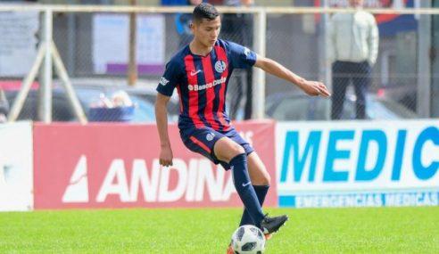 Internacional está interessado em promessa do San Lorenzo-ARG