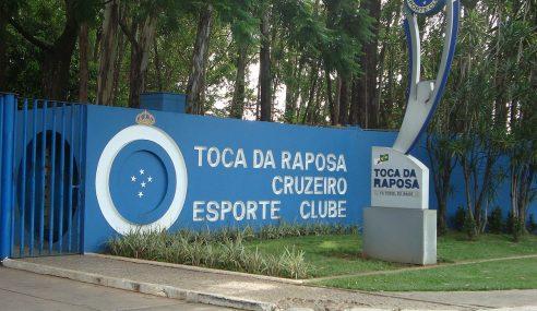 Cruzeiro fecha parcerias para reforma da Toca da Raposa I