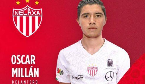 Necaxa-MEX confirma acerto jovem atacante do Toluca-MEX