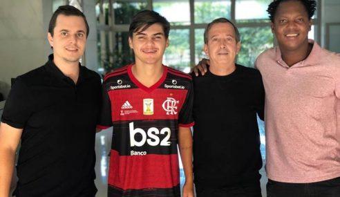 Flamengo contrata jogador sub-20 do Nova Iguaçu, por empréstimo