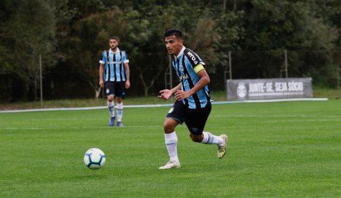 Grêmio renova até 2023 com seu capitão na Copa São Paulo de 2020