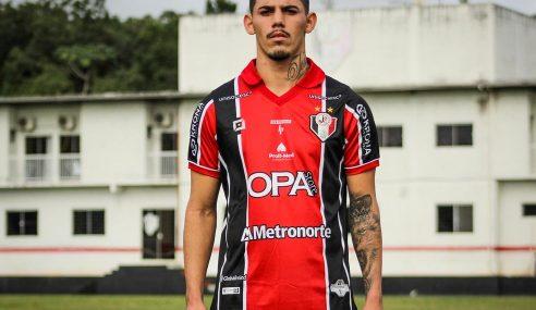 Joinville acerta por empréstimo com lateral do Bahia