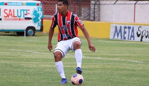 Vasco acerta contratação do zagueiro Willian Ferreira, do Primavera-SP