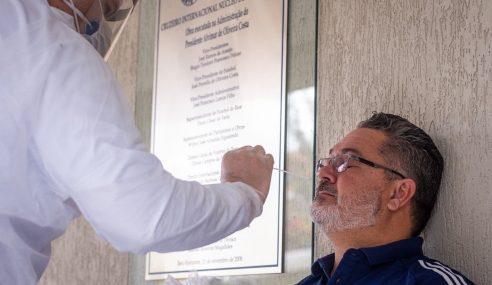 Cruzeiro realiza exames de COVID-19 com elenco e comissão técnica do sub-20