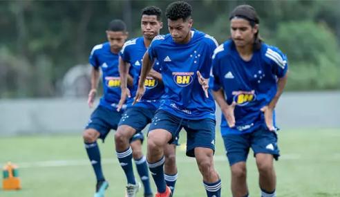 Cruzeiro retomará treinos da equipe sub-20 no início de agosto