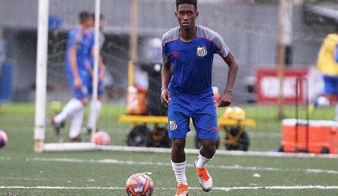 Sub-20 do Santos elogia palestras com ídolos do futebol durante a quarentena