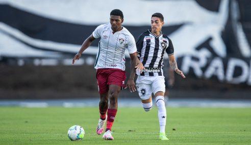 Fluminense sub-23 vence Botafogo sub-20 em amistoso