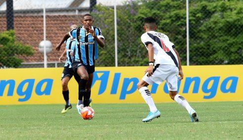 Grêmio empresta atacante do time de transição para clube sul-coreano