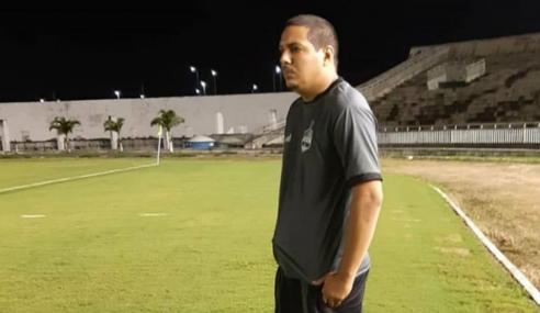 Técnico fala de investimento na base e destaque do Confiança de Sapé na Paraíba