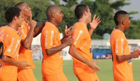 #TBT: Técnico relata espírito vitorioso do Nova Iguaçu, campeão da Taça Guanabara sub-20 de 2012