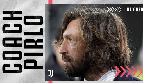Juventus anuncia Andrea Pirlo como novo técnico do time sub-23