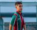 Com nome de craque, jovem de 11 anos do Fluminense treina com o pai durante a pandemia