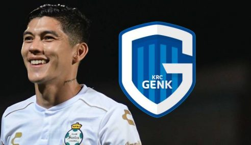 Genk-BEL contrata lateral-esquerdo do Santos Laguna-MEX