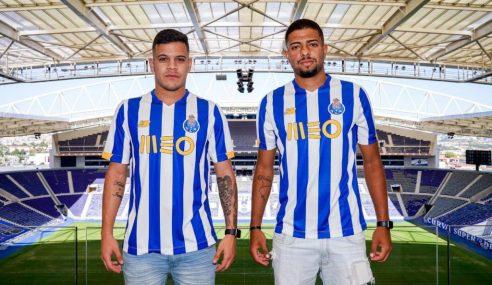 Porto-POR anuncia oficialmente acerto com dois jovens brasileiros