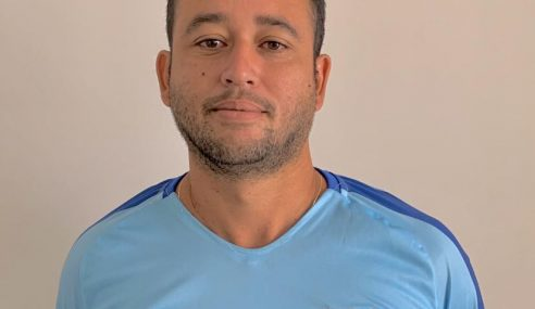 Cláudio Lopes é o novo técnico do sub-15 do Desportivo Real