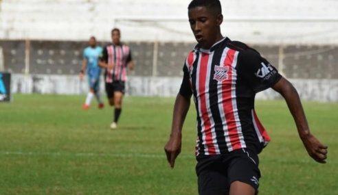 Fortaleza traz destaque do Paulista de Jundiaí para seu time sub-20