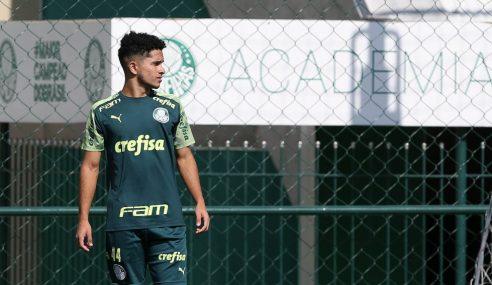 Palmeiras renova o contrato de uma de suas principais revelações