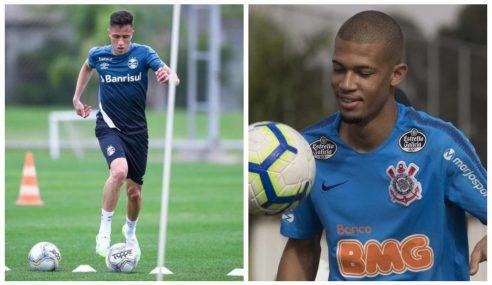 Atlético-GO acerta por empréstimo com dois jovens jogadores