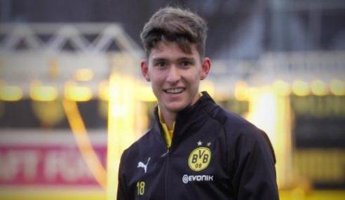 Jovem zagueiro argentino do Borussia Dortmund-ALE interessa ao Olympique de Marseille-FRA