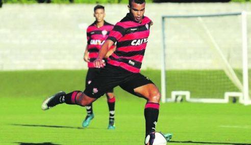 Atacante Matheus João é o novo reforço do Portimonense-POR