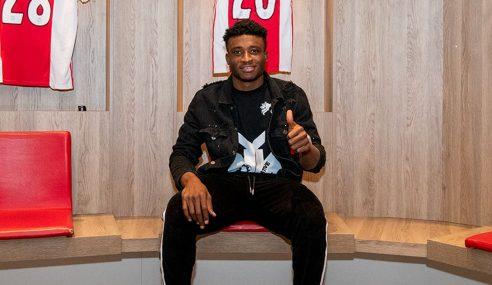 Ajax-HOL anuncia oficialmente contratação de promessa ganesa