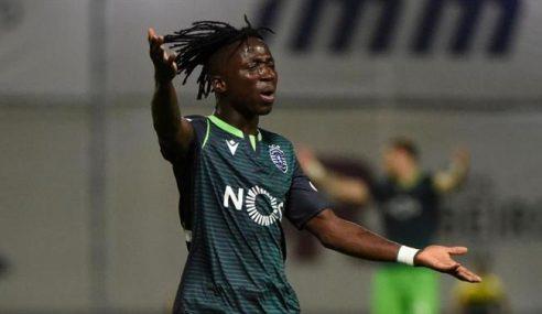Jogador de 17 anos do Sporting-POR interessa a grandes clubes europeus