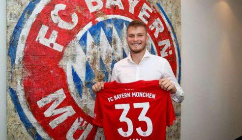 Bayern de Munique empresta jovem zagueiro ao Darmstadt