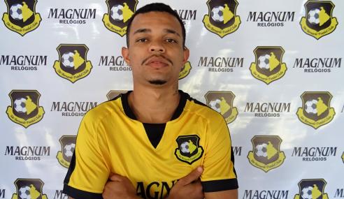 Volante Diego Lopes é o novo reforço do São Bernardo FC