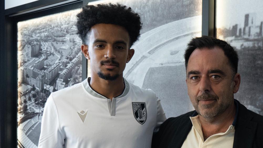 Chelsea-ING perde mais um jovem ao Vitória de Guimarães-POR