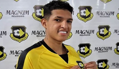 Corinthians empresta Matheus Matias ao São Bernardo FC
