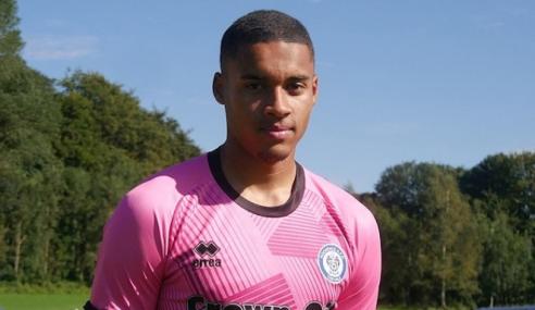Manchester City empresta jovem goleiro ao Rochdale-ING