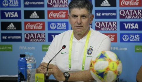 CBF anuncia saída de Guilherme Dalla Déa do comando da seleção sub-17